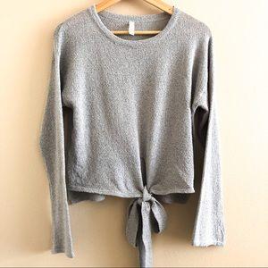 NWOT Tie Around Sweater